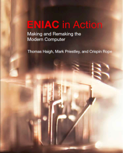 EniacInActionCover